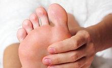 Vermoeide-voeten