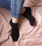 Footies zwart