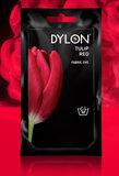 Dylon textielverf tulip red