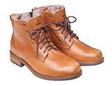 Schoenen met wol Massimo