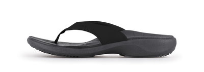 Sole dames slipper Catalina Sport zwart