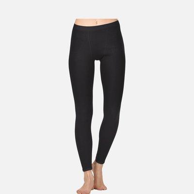 Best4Body zilvergaren lange broek zwart