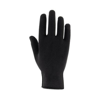 Skafit zilverhandschoenen (zwart)