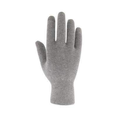 Skafit zilverhandschoenen katoen Grijs (per paar)