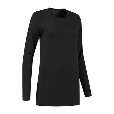 Skafit Thermoshirt met lange mouwen (Zwart, Unisex)