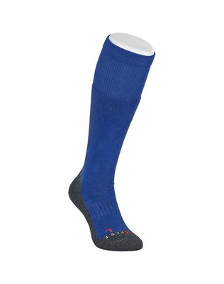 Best4feet lange Outdoor Sokken Royal Blue