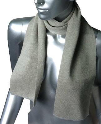 Skafit sjaal met zilvergaren