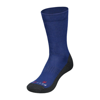 Best4feet Outdoor sokken Royal Blue