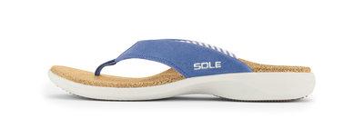 Sole Casual heren slippers Dew