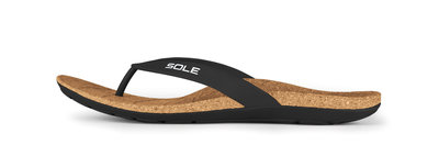 Sole Beach heren slippers Panda