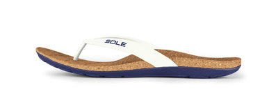 Sole Beach heren slippers Crest