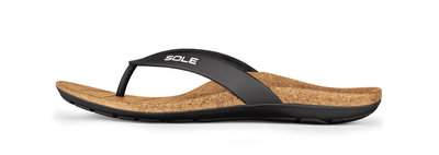 Sole Beach dames slippers Panda