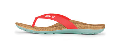 Sole Beach dames slippers Ruby