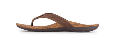 Sole heren slipper Malibu brown
