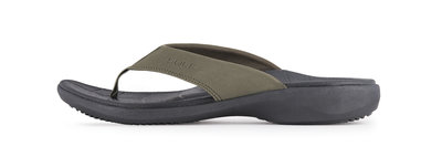 Sole heren slipper Catalina Sport Deep Olive