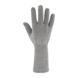 Skafit zilverhandschoen lange manchet