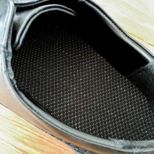 Zilver inlegzolen tegen zweetvoeten en koude voeten