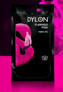Dylon textielverf flamingo pink