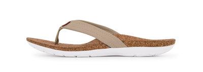 Sole Malibu dames slippers Olive
