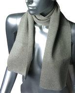 Sjaal met zilvergaren